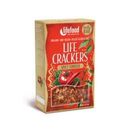 Lifefood Life Crackers Mexické BIO RAW 90 g