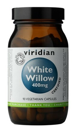 Viridian Organic White Willow Bark 90 kapslí