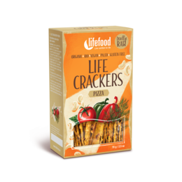 Lifefood Life Crackers A la pizza BIO RAW 70 g