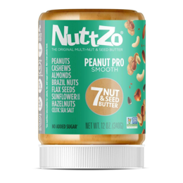 Nuttzo Peanut Pro Smooth natural 340 g