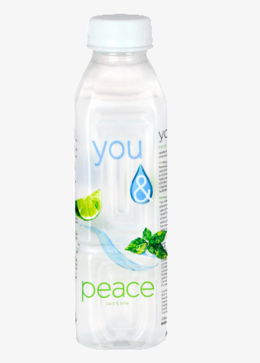 You& Water verbena mint lime 500 ml