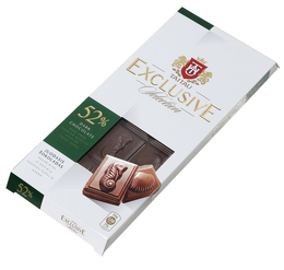 Taitau Exclusive Selection Hořká čokoláda 52 % 100 g