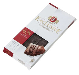 Taitau Exclusive Selection Hořká čokoláda 62 % 100 g