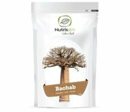 Nutrisslim Baobab Fruit Powder Bio 125 g
