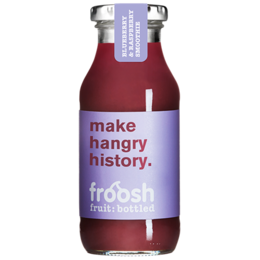 Froosh Smoothie borůvka a malina 250 ml