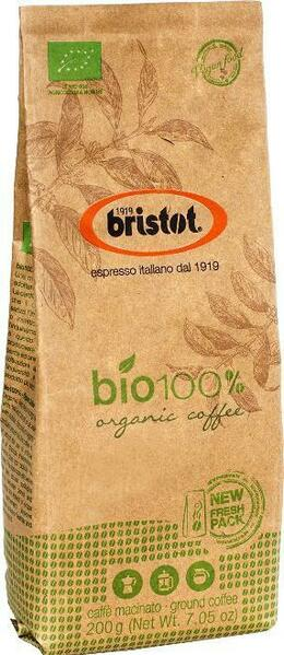 Bristot BIO 100% Organic Ground 200 g