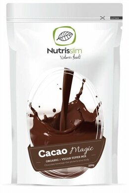 Nutrisslim Cacao Magic BIO 200 g