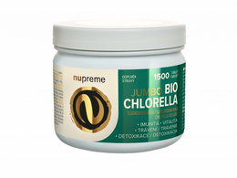 Nupreme Chlorella BIO 1500 tablet