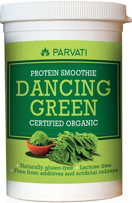 Iswari Dancing green protein smoothie 160 g