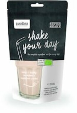 Purasana Shake Your Day Super Shake  BIO 200 g