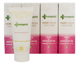 trompetol krém Rose & Geranium Oil 40 ml