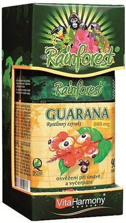 VitaHarmony Guarana 800mg 90 tablet
