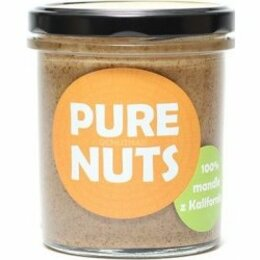Pure Nuts 100% mandle z Kalifornie 330 g