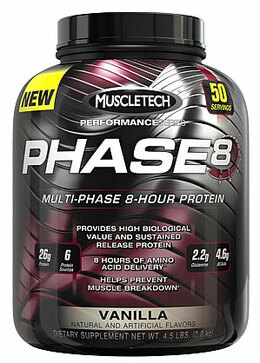 MuscleTech Phase 8 - 2090 g