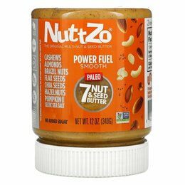 Nuttzo Power Fuel Smooth natural 340 g