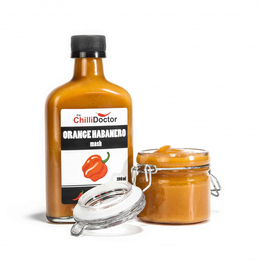 The Chilli Doctor Orange Habanero mash 200 ml