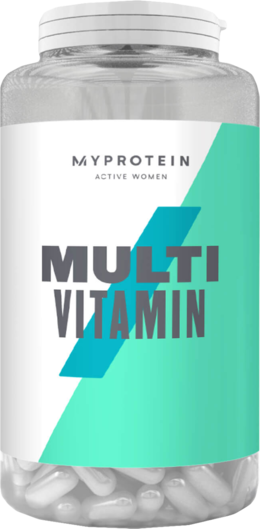 Myprotein Active Women Multivitamin 120 tablet