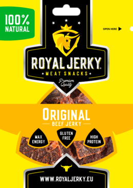 Royal Jerky Original 22 g