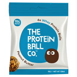 Protein The protein ball co arašídové máslo 45 g