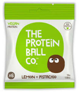 Protein The protein ball co lemon + pistachio 45 g