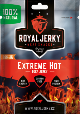 Royal Jerky Extreme Hot 22 g