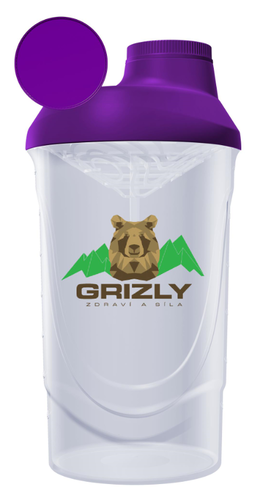 Grizly shaker 600 ml