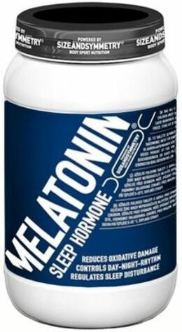 SizeAndSymmetry Melatonin 60 tab