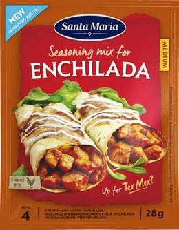 Santa Maria Enchilada Seasoning Mix 28 g