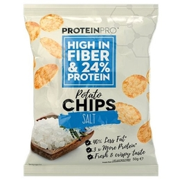 ProteinPro Chips sůl 50 g