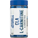 Applied Nutrition CLA + L-Carnitine&Green tea 100 tablet